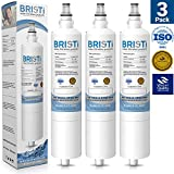 Bristi LG 5231JA2006A, LG 5231JA2006B, LG LT600P, Refrigerator Water Filter Replacement And Fits Kenmore 46-9990, 9990, 469990 (3 Pack)