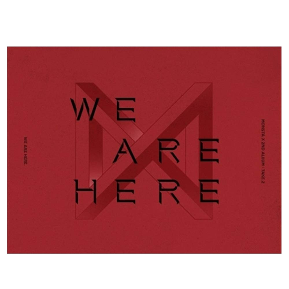 CD : Monsta X - Vol.2 Take.2: We Are Here (With Booklet, Photos, Asia - Import)