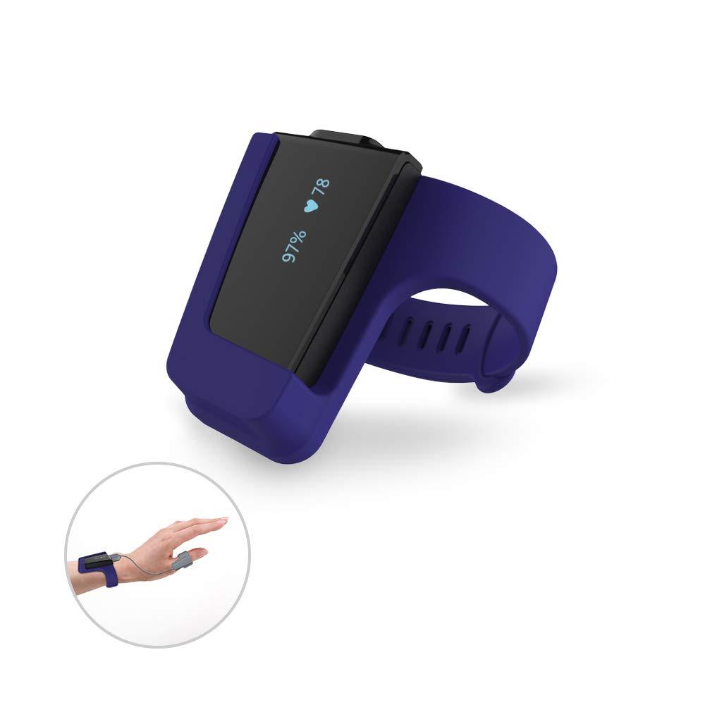 Viatom Wrist Pulse Oximeter, Sleep Oxygen Monitor Tracking