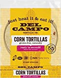 6 corn tortillas - Del Campo Soft Corn Tortillas – 6 Inch Round 1 Lb. Bag. 100% Natural, Gluten Free and All-Corn Authentic Mexican Food. Many Serving Options: Wraps, Tacos, Quesadillas or Burritos, Kosher. (16ct.)