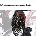 KTYX-Biciclette-per-Adulti-Biciclette-A-velocit-Variabile-30-velocit-26-Pollici-Parlato-Ruote-Fuoristrada-Biciclette-velocit-Variabile-Biciclette-AmmortizzantiWhite-Black
