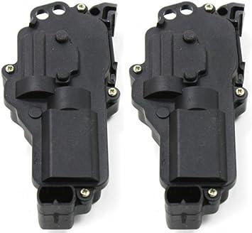 Amazon Com Door Lock Actuator For Ford Windstar 98 03 Ranger 99 10 Front Rear Lh Set Of 2 Automotive