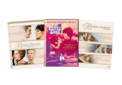 Barbra Streisand Box Set (For Pete's Sake / Funny Girl / Funny Lady / Mirror Has Two Faces / The Way We Were /  Prince of Tides)