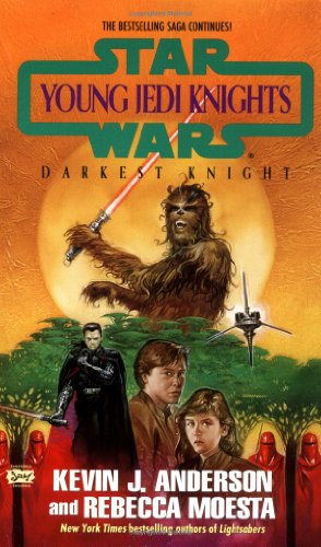 Darkest Knight - Book  of the Star Wars Legends