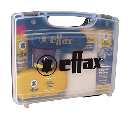 Effax Leather Care Case tack cleaner