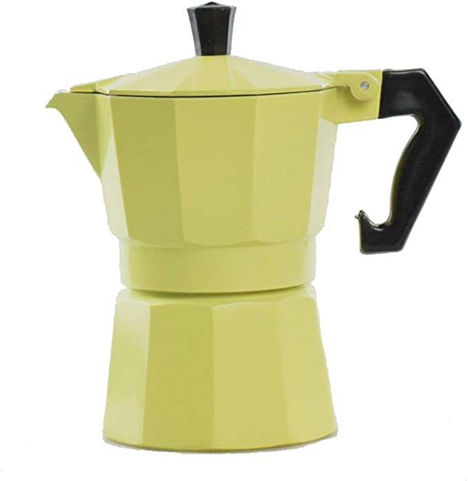 Moka Coffee Pot, estufa espresso cafetera con válvula de seguridad ...