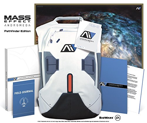 Mass Effect Andromeda Pathfinder Edition Guide