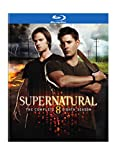 Supernatural: Season 8 [Blu-ray] thumbnail