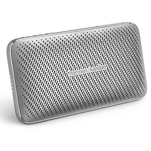 - Harma Kardon Esquire Mini 2 Ultra-Slim and Portable Premium Bluetooth Speaker - Silver