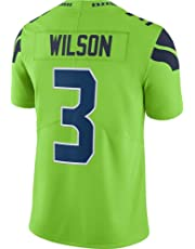 #3 Neon_Wilson Color Rush Limited Jersey for Men Women Youth