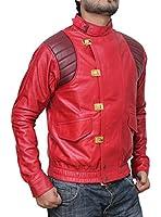 Akira Jacket - Shotaro Red Leather Kaneda Jacket
