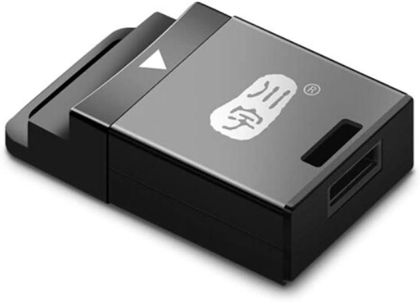 Color : Black Micro Sd//tf Inline Mobile Phone Memory Card Reader Jinnuotong Card Reader Mini Car Small Card Reader