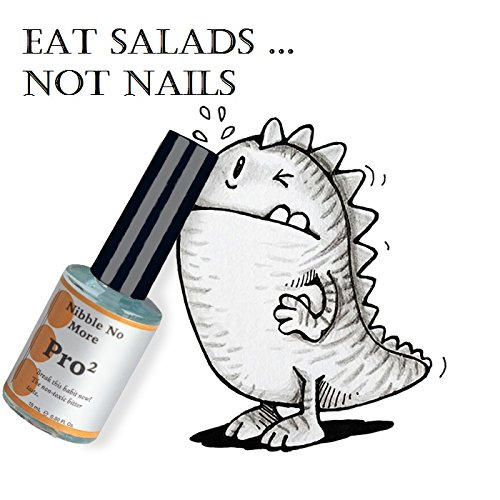Powerful Deterrent Taste (Nibble No More - Stop Nail Biting 15 Ml , Profycure Treatment)