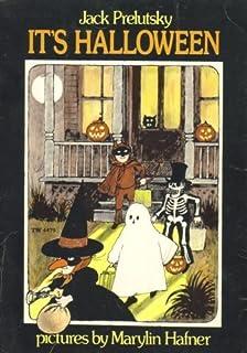 its halloween its halloween jack prelutsky