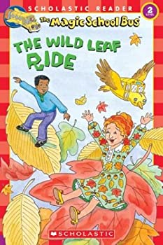 The Wild Leaf Ride 0439569885 Book Cover