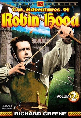 Adventures of Robin Hood, Volume 2 -