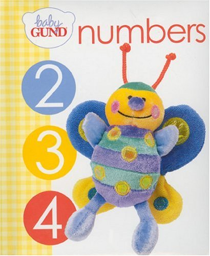 Download Baby Gund Numbers (Baby Gund Soft to Touch Books) PDF