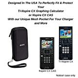 Case Fits Graphing Calculator Texas Instruments TI