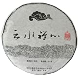 2008 Free Flowing Meditation Spirit Superfine Pu'erTea Ripe Tea Cake Chinese Tea