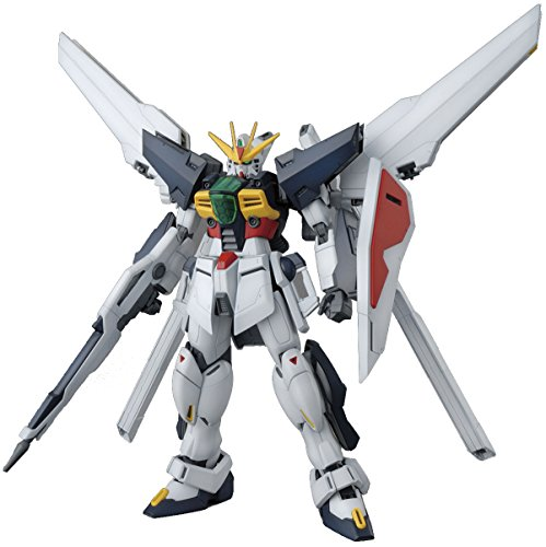 Bandai Hobby MG Gundam Double X Gundam X Model Kit, 1/100 Scale
