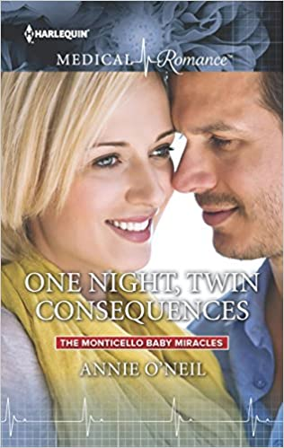 One Night, Twin Consequences by Annie O'Neil