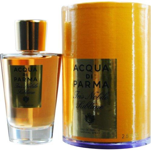 Acqua Di Parma Eau de Parfum Spray, Iris Nobile Sublime, 2.5 Ounce