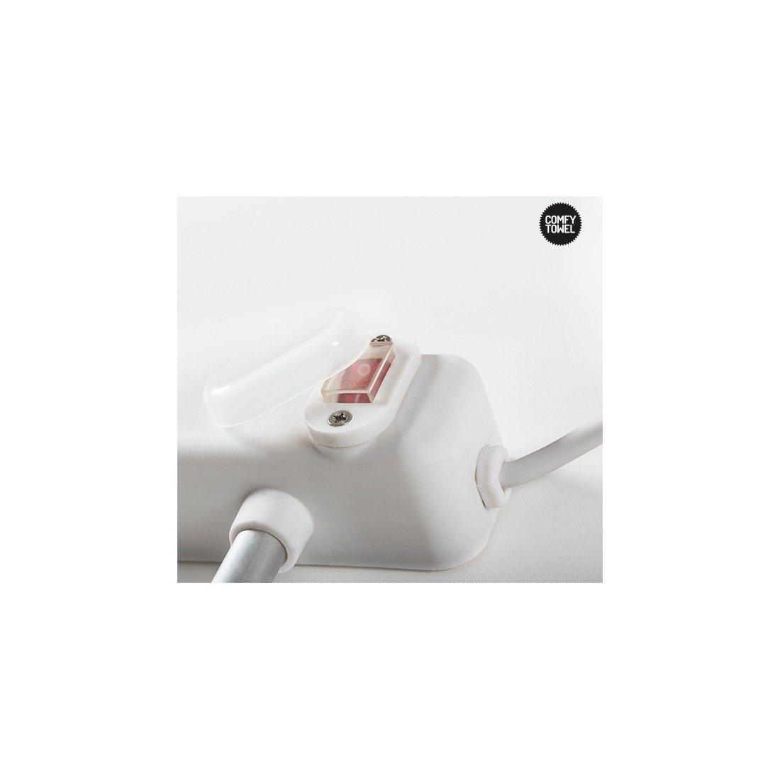 Scaldasalviette Elettrico Da Muro Comfy Towel