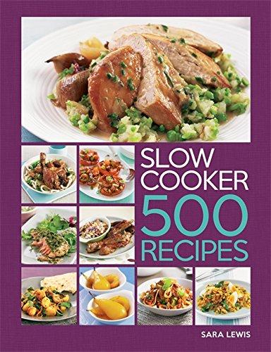 500 crock pot recipes - 2