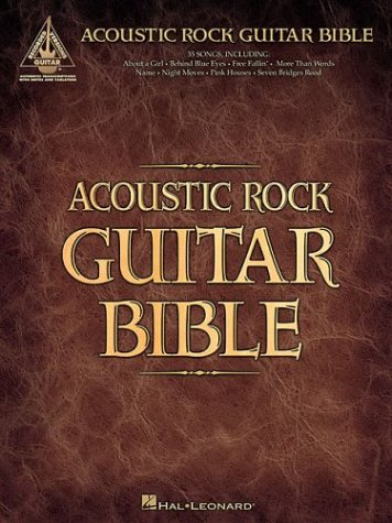 Acoustic Guitar Bible Recorded Versions product image