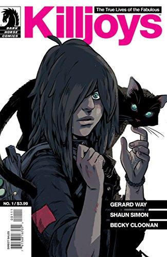 True Lives of the Fabulous Killjoys #1 First Print!! 2013 *Dark Horse Comics* (The True Life Of The Fabulous Killjoys)