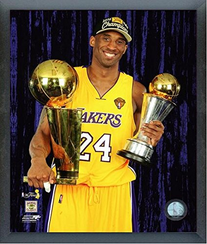 best service fe641 9576b Amazon.com : Kobe Bryant NBA Finals Trophy Los Angeles ...