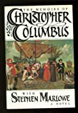 The Memoirs of Christopher Columbus, Stephen Marlowe, 0684187698