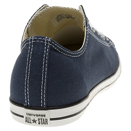 Converse Chuck Taylor All Star Slim Core Canvas Ox, Herren Sneaker Blau