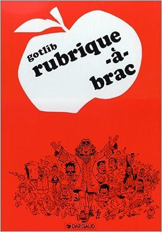 Téléchargement Rubrique-à-brac, tome 1 pdf