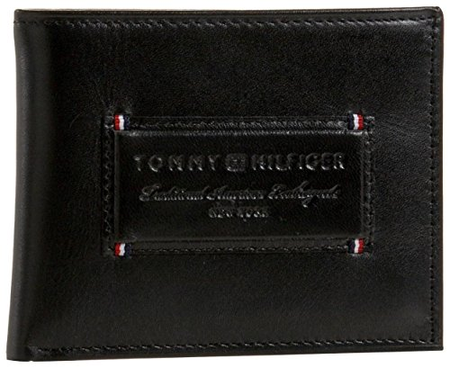 Tommy Hilfiger Men's Passcase & Valet Wallet with Removable Card Holder