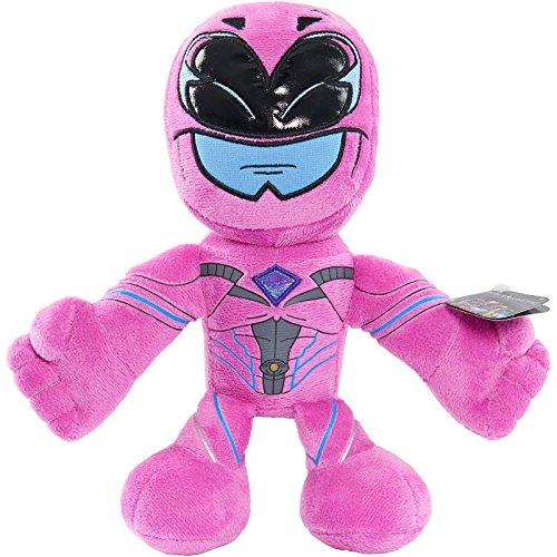 """Power Rangers """"Glory Days"""" Plush Ranger PINK - 11"""" (Pink Ranger Suit)"""