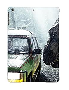 523d489513 Hot Fashion Design Case Cover For Ipad Air Protective Case (jurassic Park Adventure Scifi Fantasy Dinosaur Movie Film Rain )