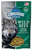 Blue Wilderness Duck Wild Bits Trail Treats, 4 Oz (8 Pack) For Sale