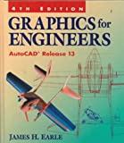 img - for Graphics for Engineers: Autocad Release 13 book / textbook / text book