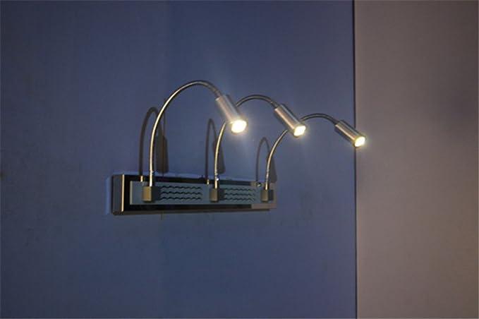 Illuminazione A Parete Per Interni Led : Avanthika e industriale retro lampada da parete applique da