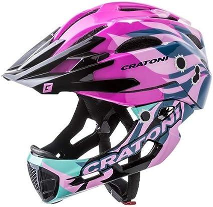 C-Maniac Pro Downhill Full Face Bicycle Helmet Chin Bar Mountain Bike Helmet