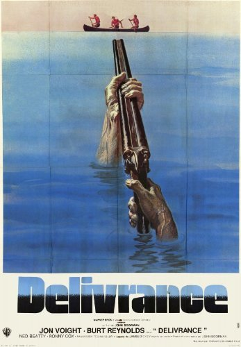 Deliverance POSTER Movie