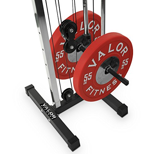 Valor Fitness BD 62 Wall Mount Cable Station