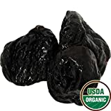 Organic Dried Pitted Prunes, 5 lbs