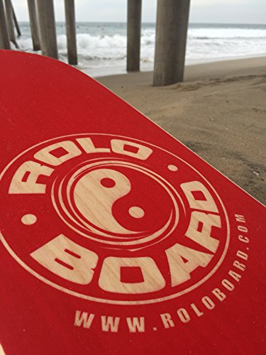 Rolo Balance Board Rad Red - Original Training Package by Rolo Board (Image #3)