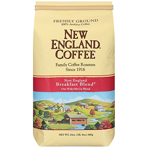 New England Coffee New England Breakfast Blend, 24 Ounce
