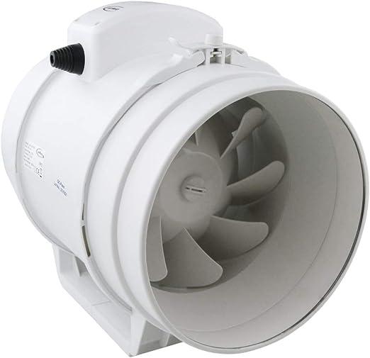 150mm Ventilación Conducto Ventilador Industrial aRil Extractor ...
