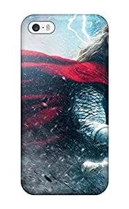 Awesome Design Thor The Dark World Hard Case Cover For Iphone 5/5s 5950667K31442754