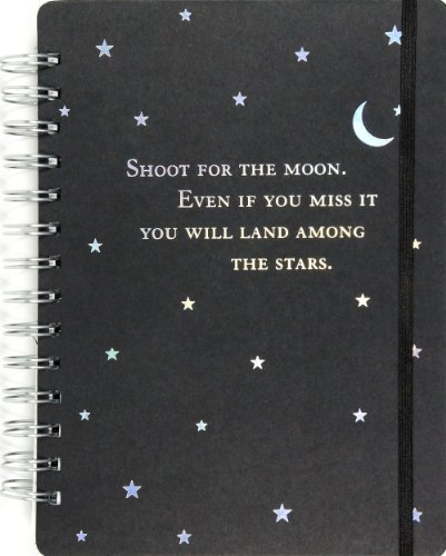 Shoot for the Moon Journal (Notebook, Diary) ()