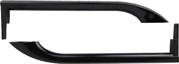 Frigidaire Refrigerator Door Handle Set ER5304506471 Black